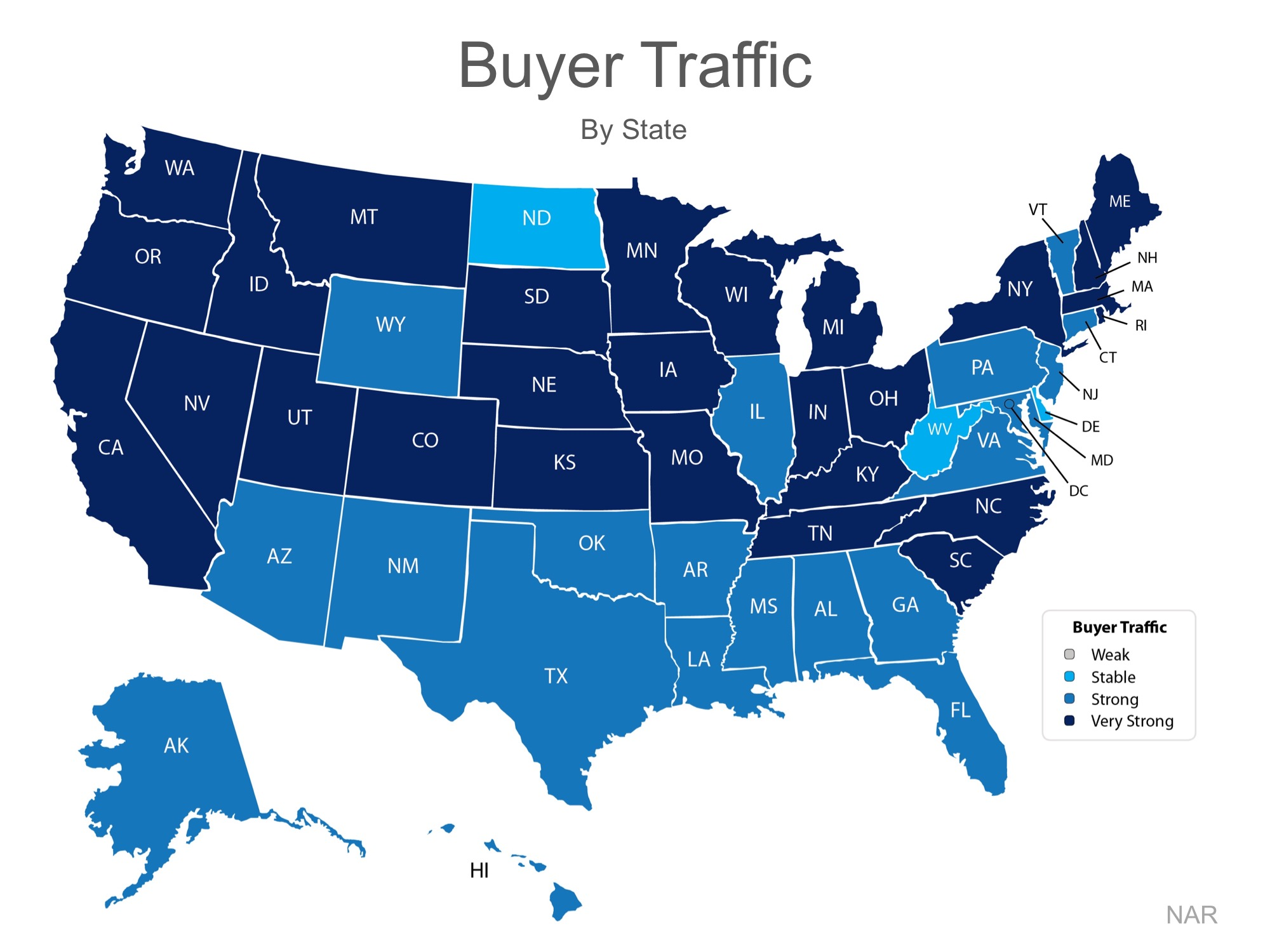 Buyer Demand Continues Outpacing the Supply of Homes for Sale | Simplifying the Market